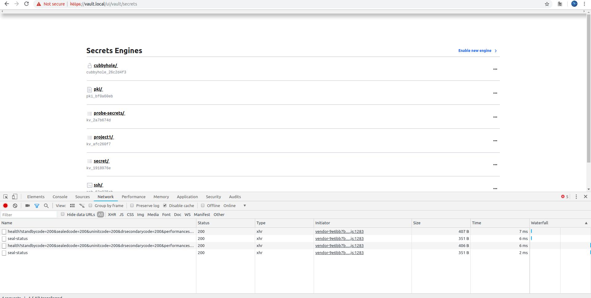 1 0 0 Web UI cli fullscreen not working · Issue #5901