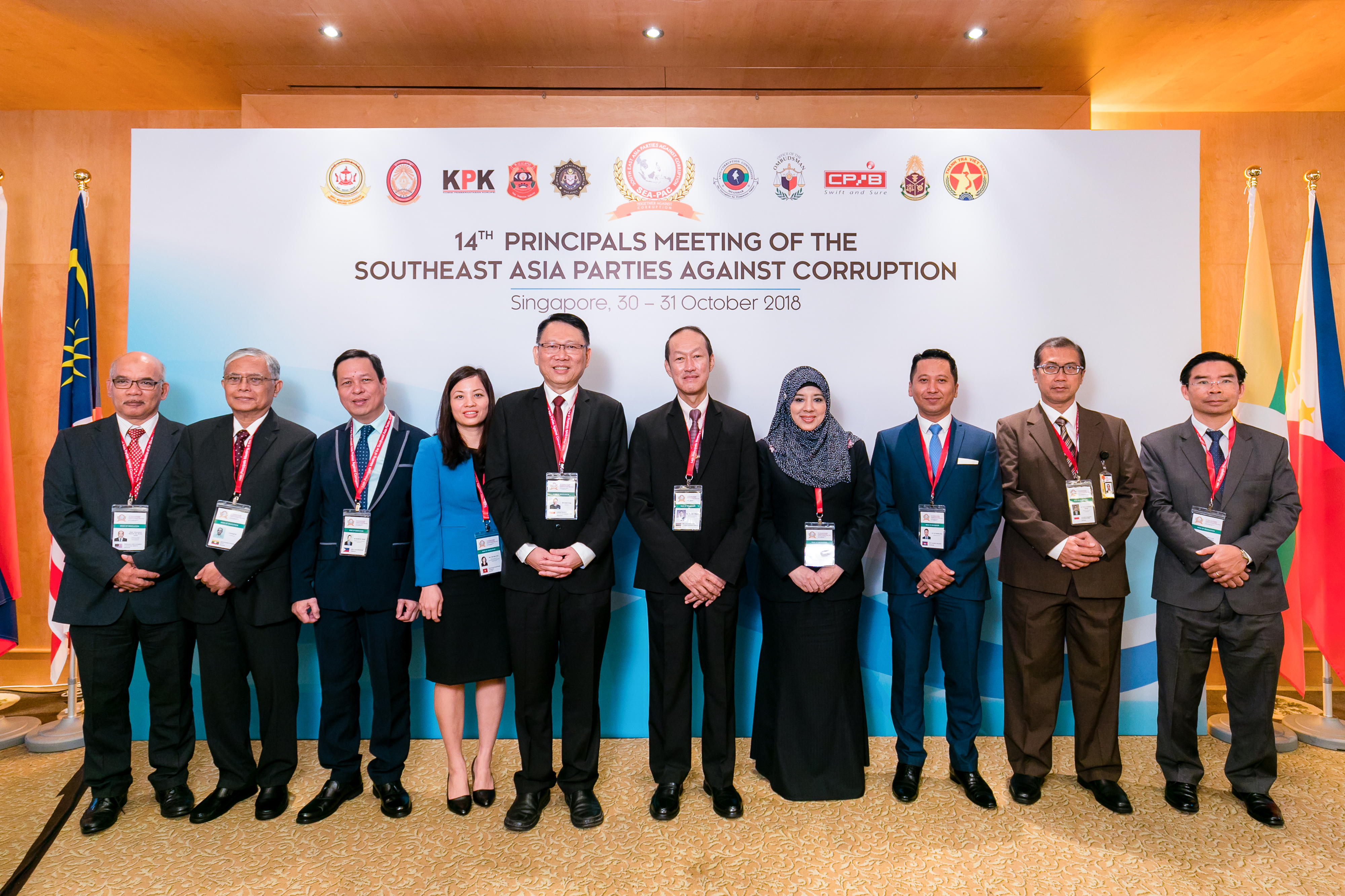 2018 10 30  - 14th Principals Meeting of the Southeast Asia Parties Against Corruption Day 1 (High Res) - 066_0
