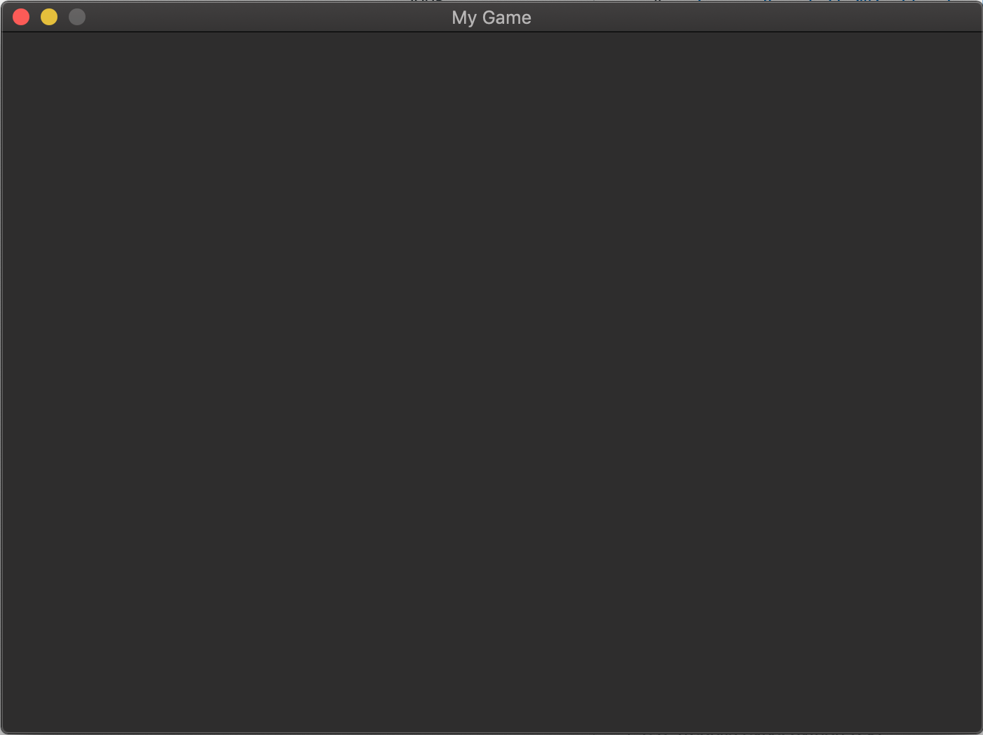 Pygame not compatible with MacOS Mojave · Issue #555