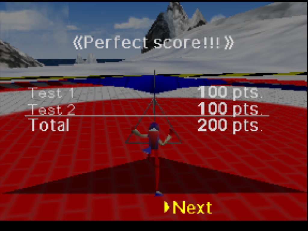 Pilotwings N64 -