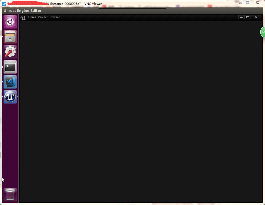UE4 18 failed to start on ubuntu16 04 · Issue #1658