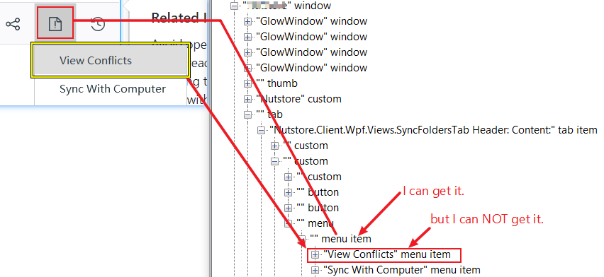 How to find the Popup element in WPF? · Issue #564 · microsoft