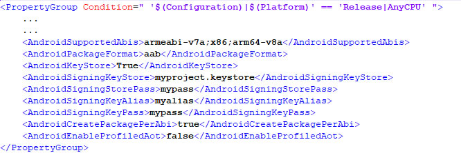Android App Bundles Crashing on Startup · Issue #3298
