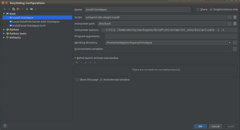 Developer Guide · FormerLurker/Octolapse Wiki · GitHub