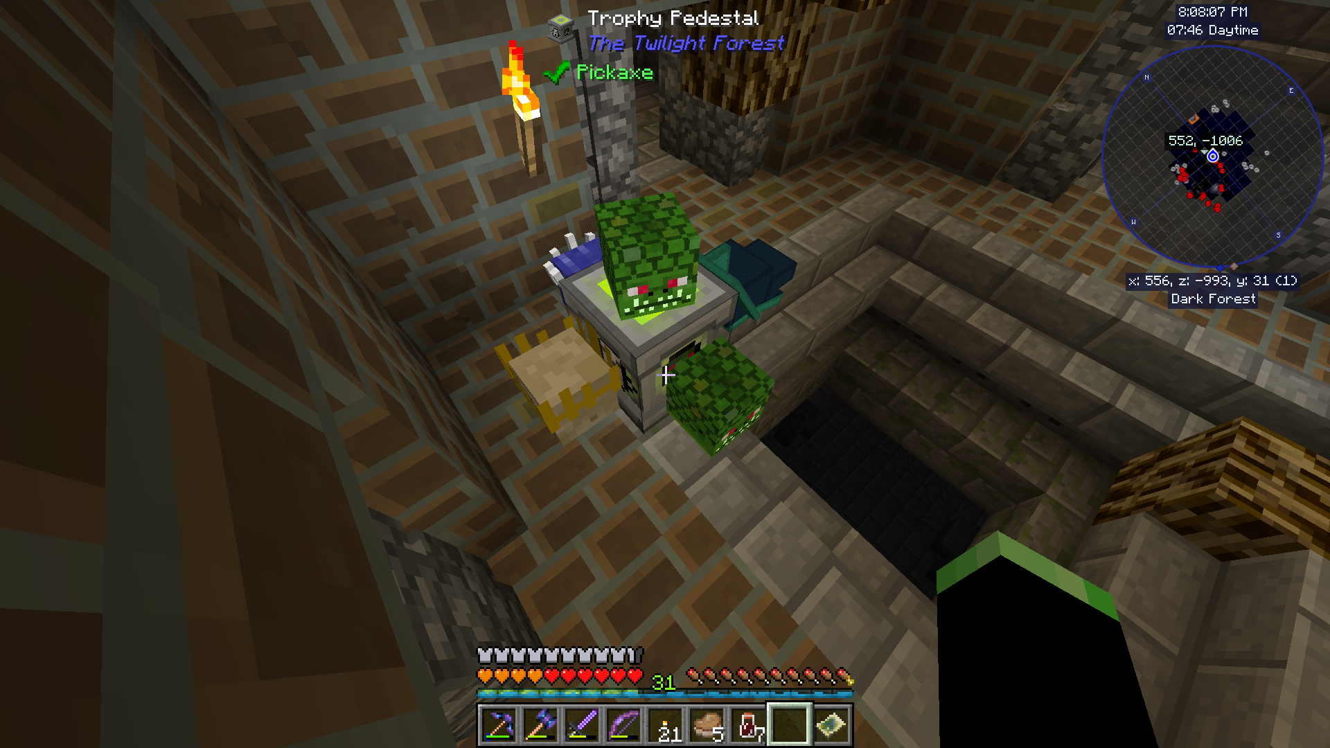 Stronghold Progression Bug Issue 708 Teamtwilight Twilightforest Github So in twilight forest i killed the naga, then a lich, then went to the swamp where i had hunger and can't break blocks around the labyrinth. stronghold progression bug issue 708