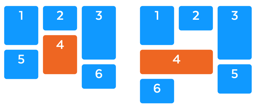 css-grid][css-flexbox] Pinterest/Masonry style layout support