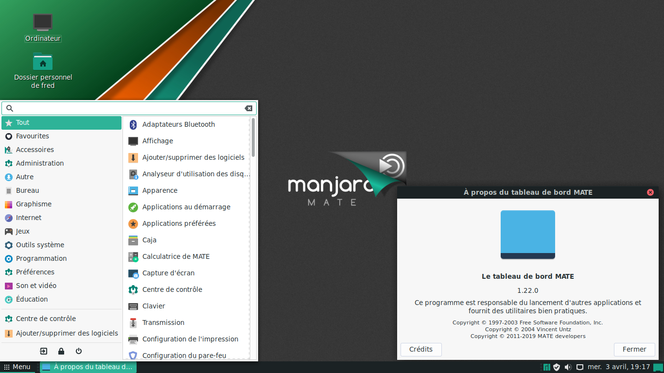 VirtualBox_Manjaro Mate_03_04_2019_19_34_20
