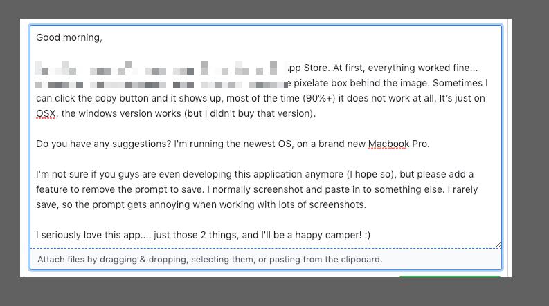 Pixelate OSX · Issue #110 · greenshot/greenshot · GitHub