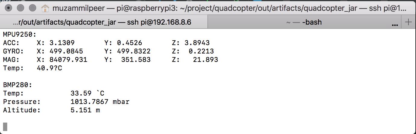 GitHub - muzammilpeer/GY-91-PI4J: GY-91 10DOF,pi4j raspberry pi