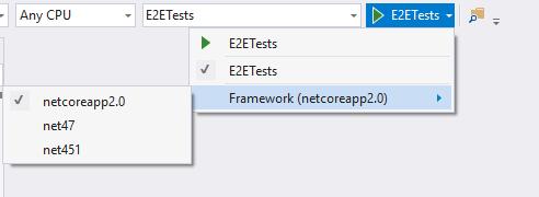 Developers - Build for desktop framework on non-windows