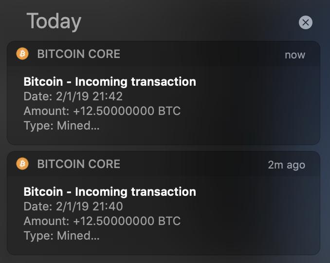 notifications - 15007