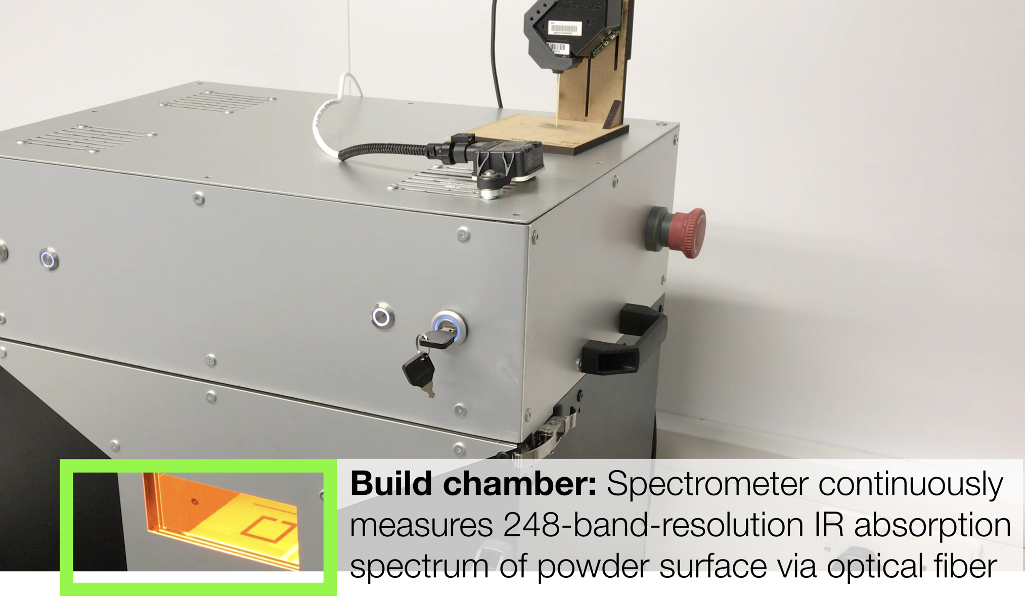 sesame-spectrometer-fiber-window