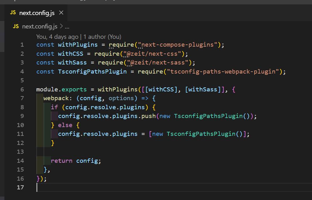 Support baseUrl in tsconfig · Issue #7935 · zeit/next js