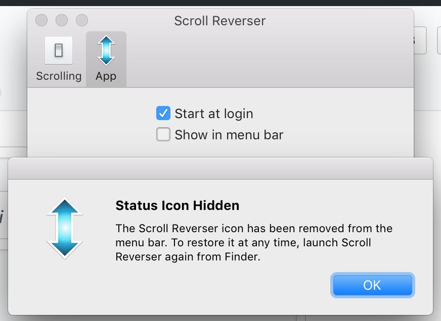 Hide menubar icon option · Issue #1 · archagon/sensible-side