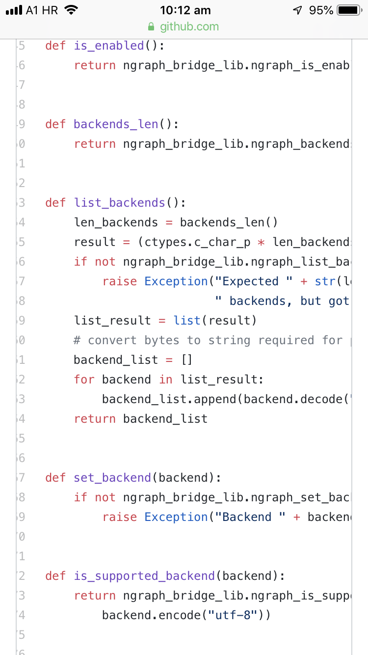 How to use PlaidML backend? · Issue #129 · tensorflow/ngraph