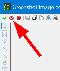 Greenshot editor removed · Issue #3220 · ShareX/ShareX · GitHub