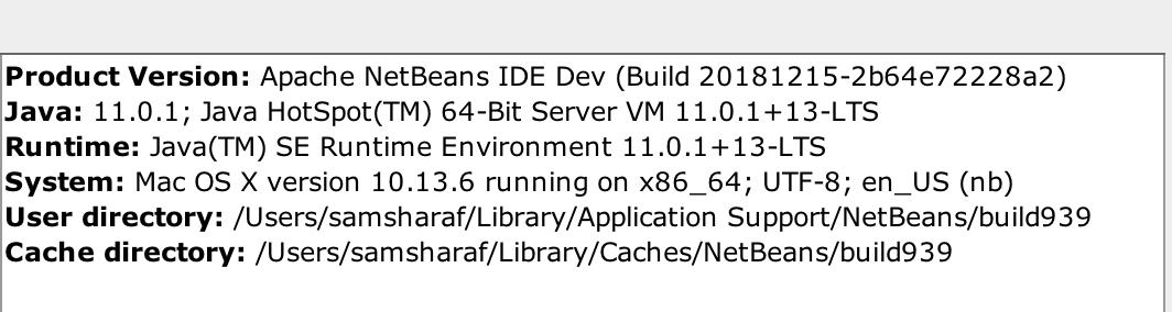 NetBeans 9 installation issue · Issue #286 · jeddict/jeddict