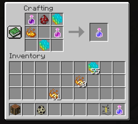 Random Ingrediants Can Be Used In Water Breathing Potion Crafting Issue 554 Alex The 666 Ice And Fire Github