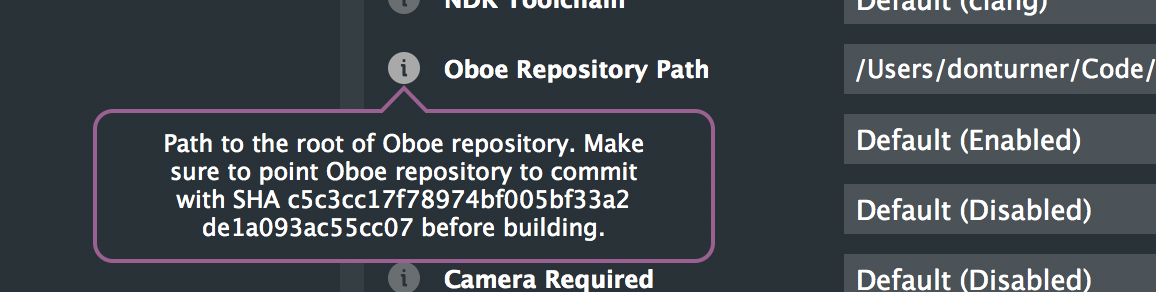 Cumbersome to checkout a specific version of Oboe · Issue