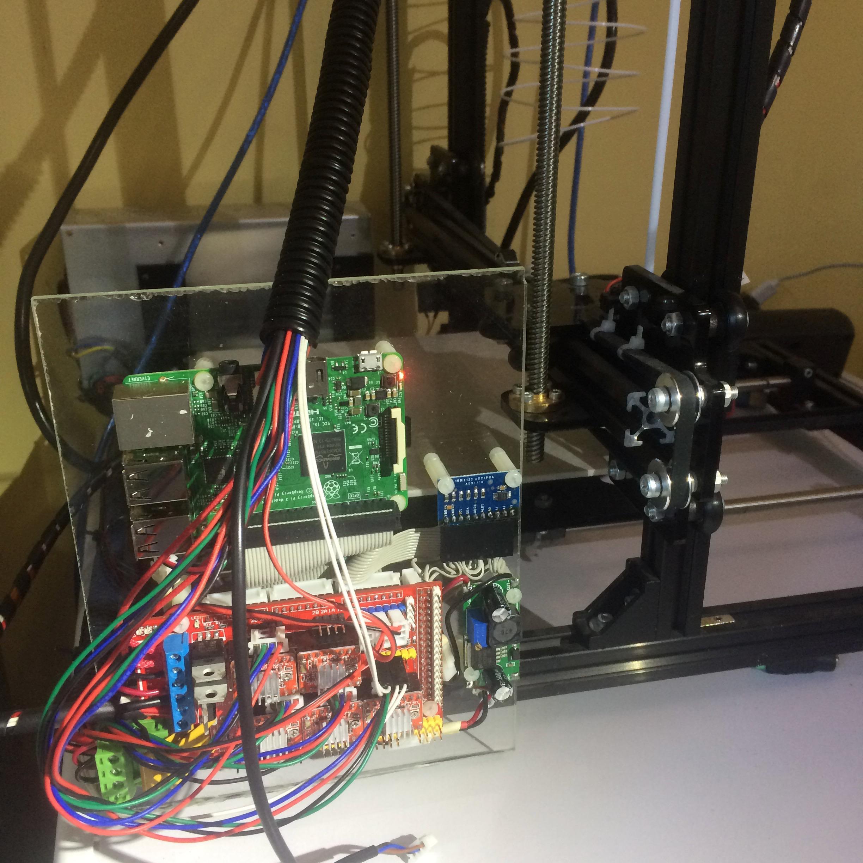 GitHub - Nikolay-Kha/PyCNC: Python CNC machine controller