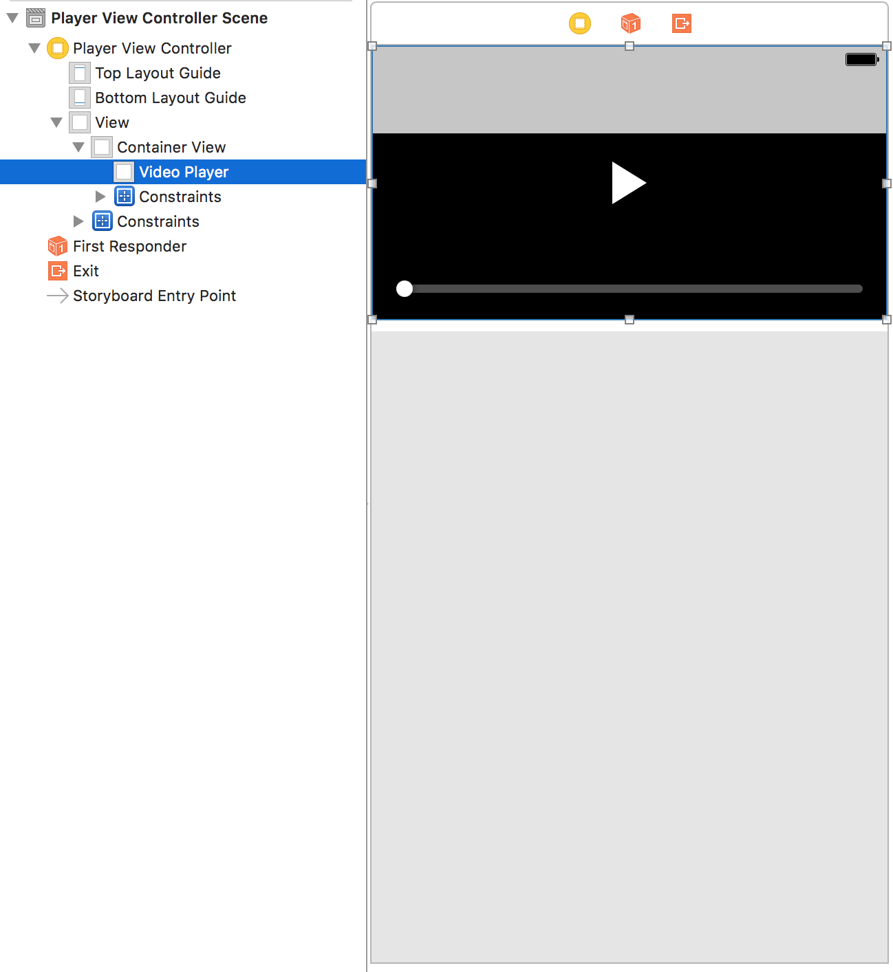 Full Screen Mode · Issue #12 · andreipitis/ASPVideoPlayer