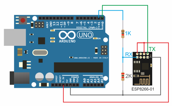 Wemos D1 Mini And Arduino Uno Connectivity 183 Issue 216