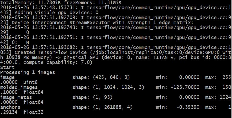 Not run on GPU although using full of GPU memory · Issue #595