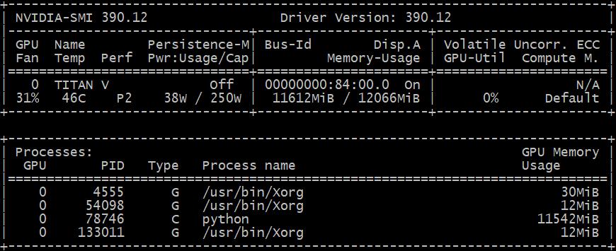 Not run on GPU although using full of GPU memory · Issue