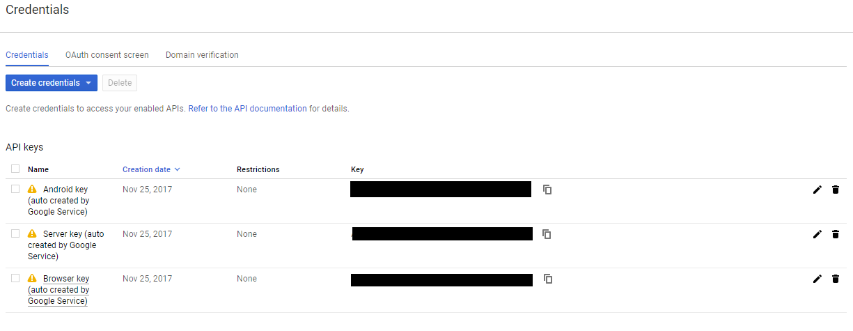 Google Sign-In (Authentication) will not work · Issue #231