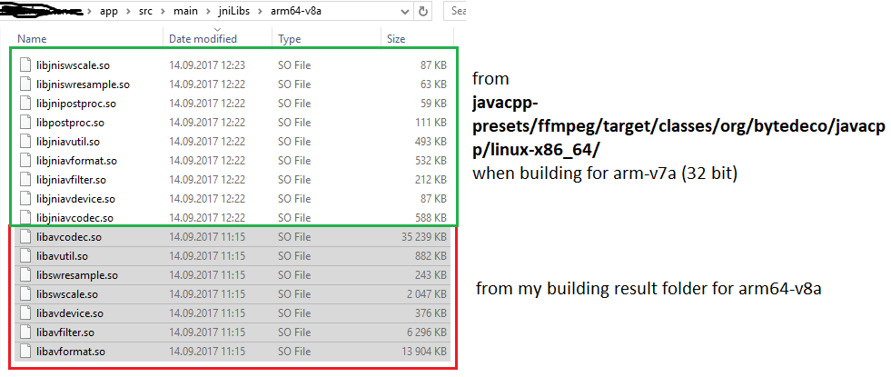 Gradle Android presets only for old Arm & x86? · Issue #754