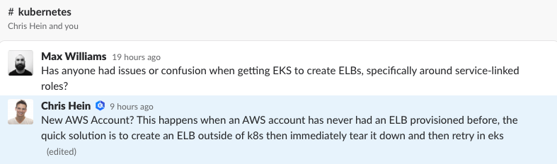 Kubernetes nginx-ingress controller cannot create load balancer