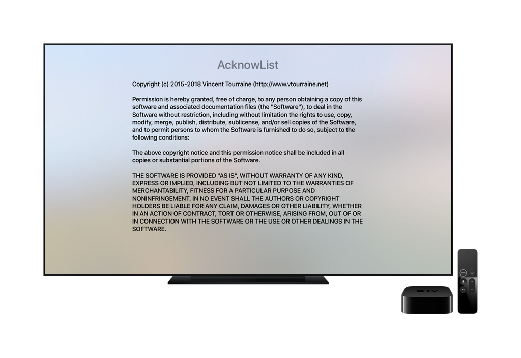 Apple TV screenshot 2