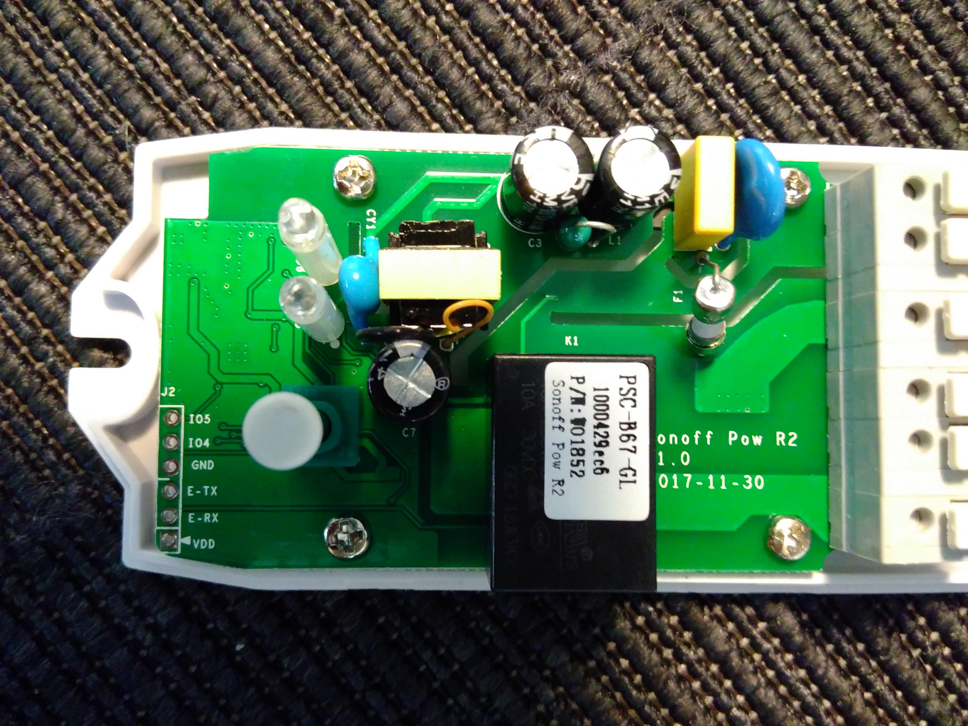 Hardware Itead Sonoff POW R2 · xoseperez/espurna Wiki · GitHub