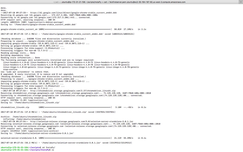 ImportError: No module named pyvirtualdisplay · Issue #311