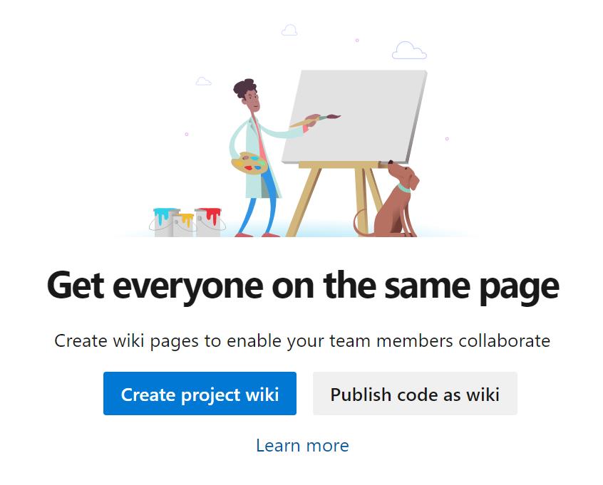 建立 Wiki 文件庫
