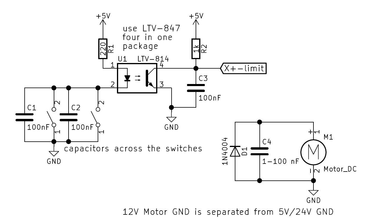 Old Fashioned Limit Switch Schematic Component - Electrical Circuit ...