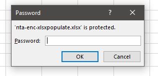 xlsx-populate - Bountysource