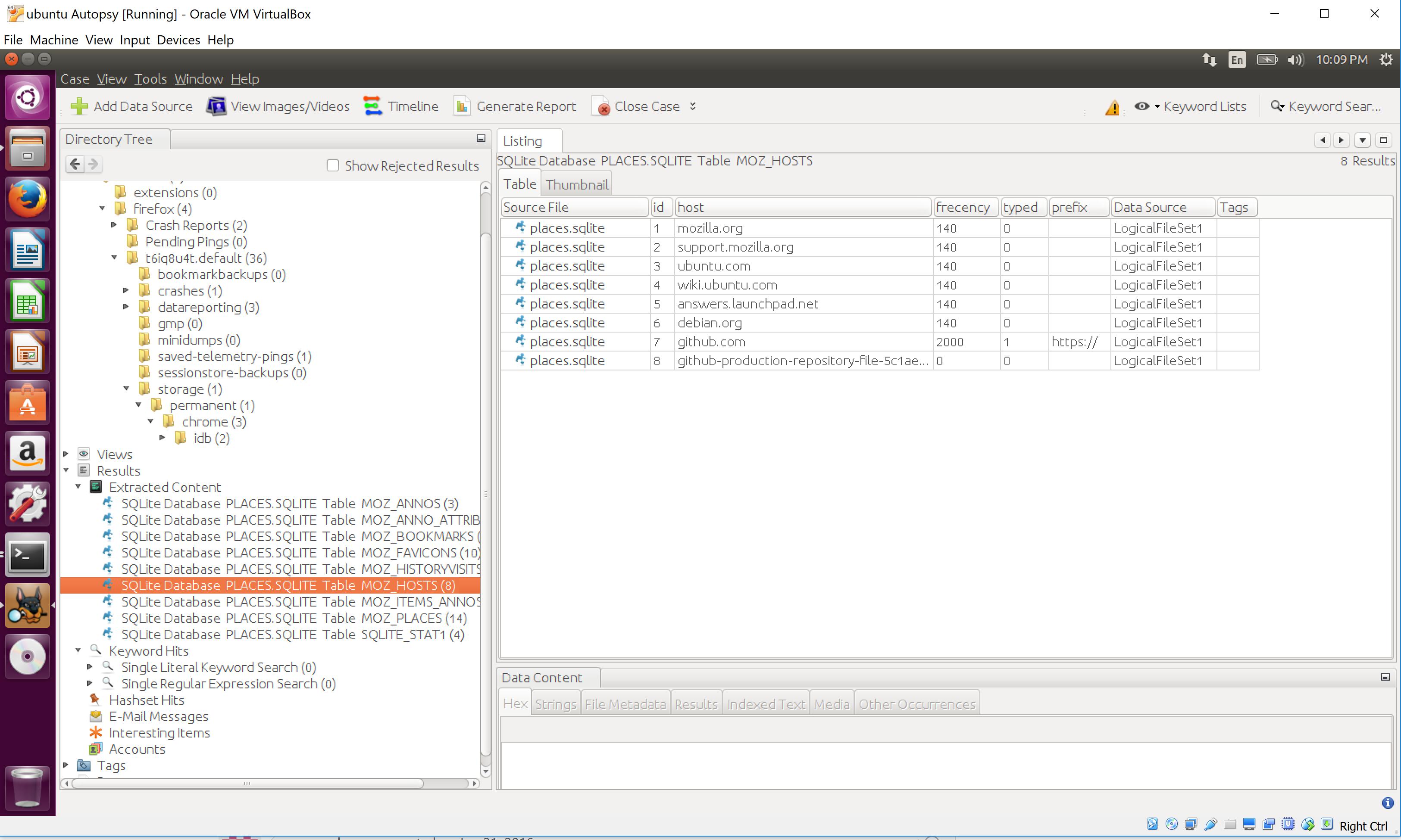 SQLite plugin questions · Issue #4 · markmckinnon/Autopsy-Plugins