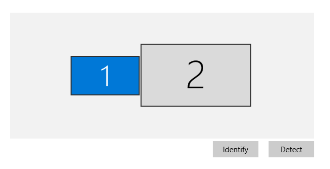 Windows: win getPosition() on secondary monitor is always