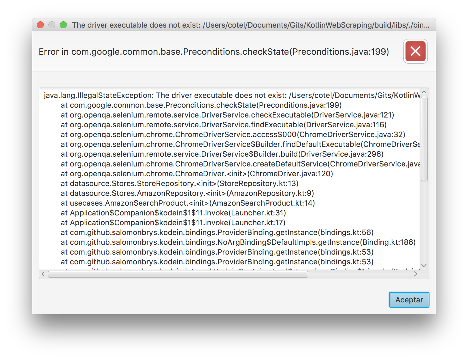 GitHub - ConradoMateu/KotlinWebScraping: Kotlin Web Scraping