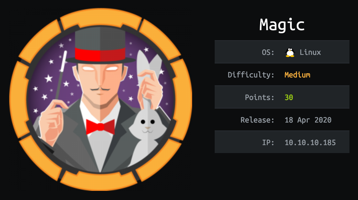 magic-hackthebox