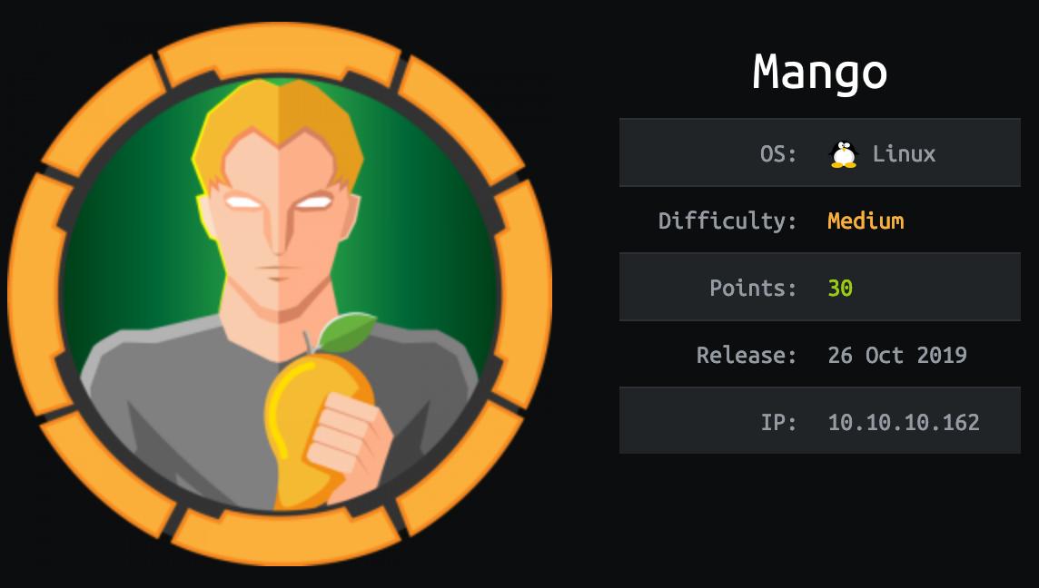 mango-hackthebox