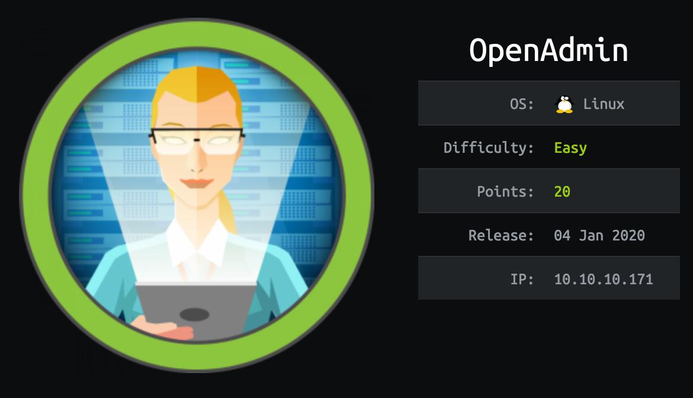 openadmin-hackthebox