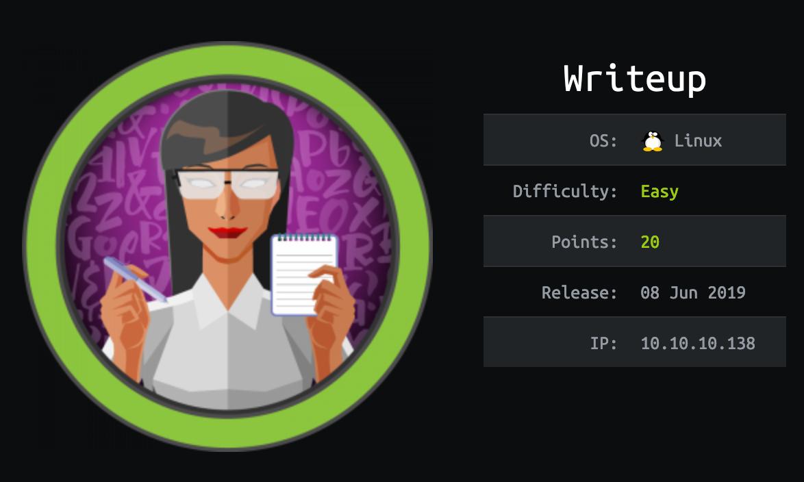 writeup-hackthebox