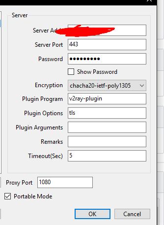 SSL · Issue #16 · shadowsocks/v2ray-plugin · GitHub