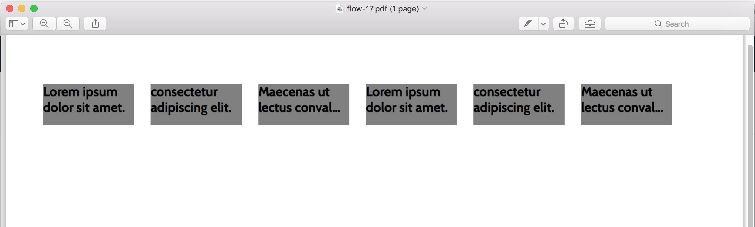 Generate PDF from SVG with embedded custom @Fontface don't