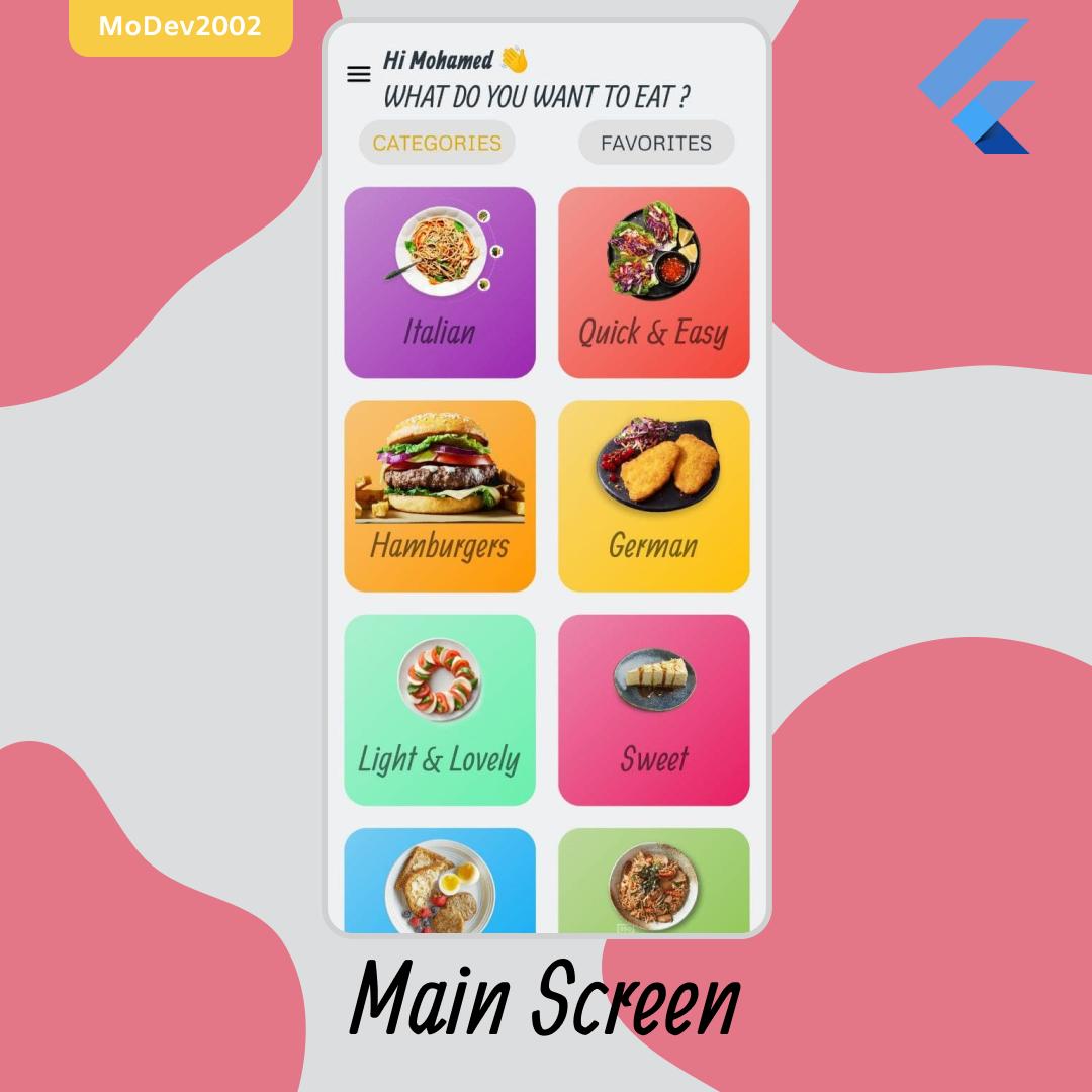 meals app- github 1