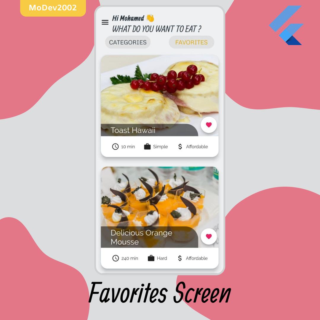 meals app- github 6