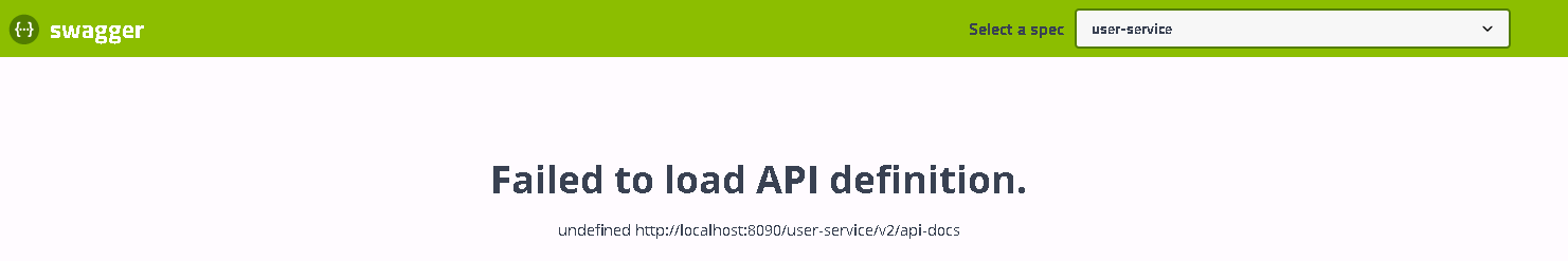 """swagger + zuul + oauth sso集成时出现""""Failed to load API"""