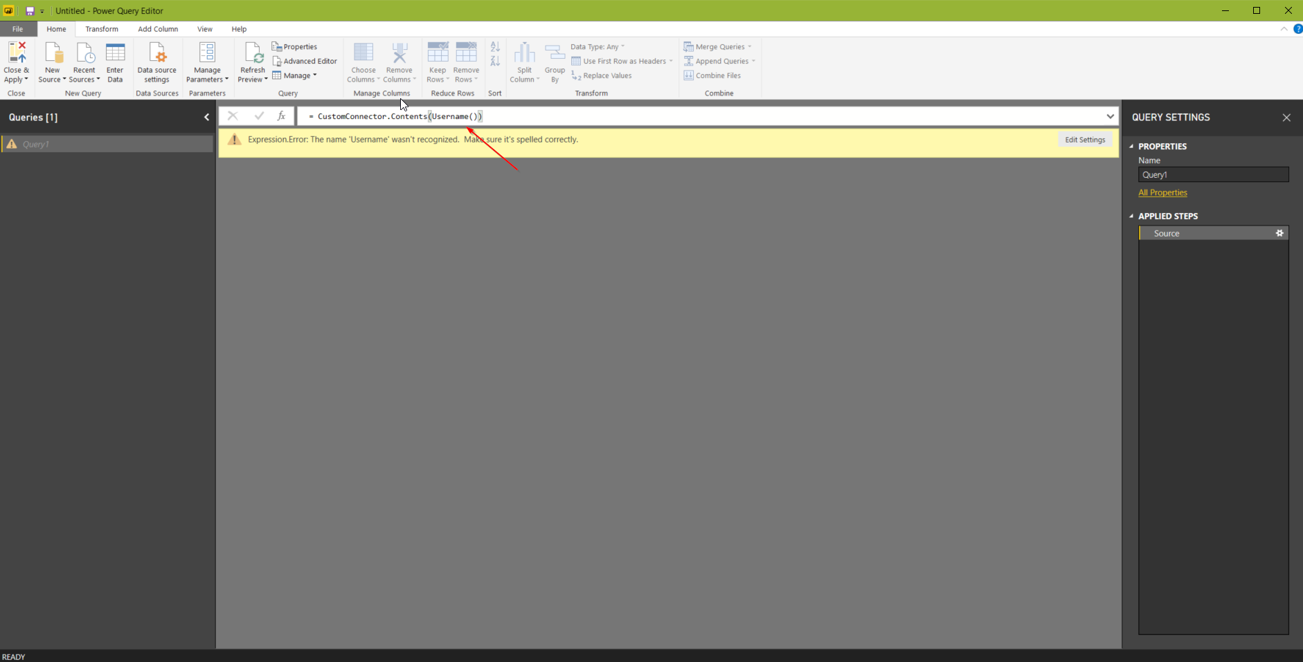 Passing Username from Embed Token (Power BI Embedded) to